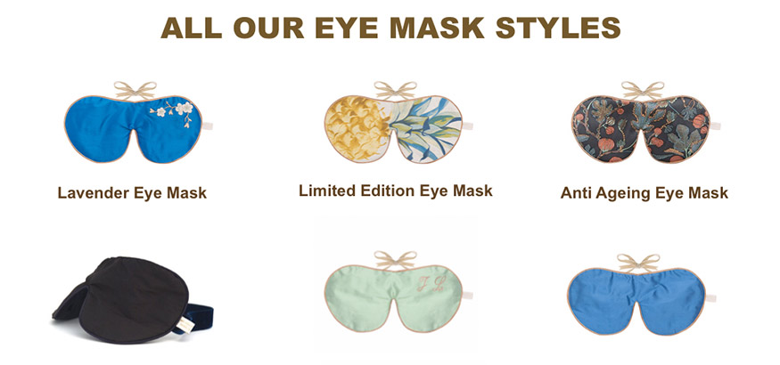 Eye Mask Styles
